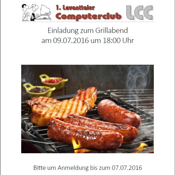 Grillabend2016